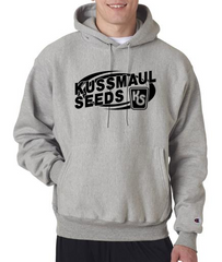 S101- 12 oz Champion Adult Reverse Weave® Hooded Pullover Fleece