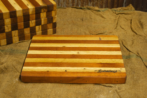 Restructured Cutting Board