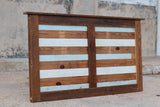 Coffeeville Headboard