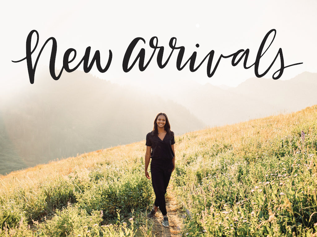 NEW ARRIVALS: Fall Leisure 2018