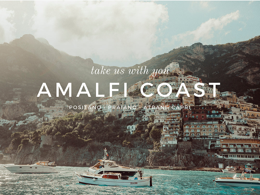 TAKEUSWITHYOU: TOP 5 THINGS TO DO IN THE AMALFI COAST