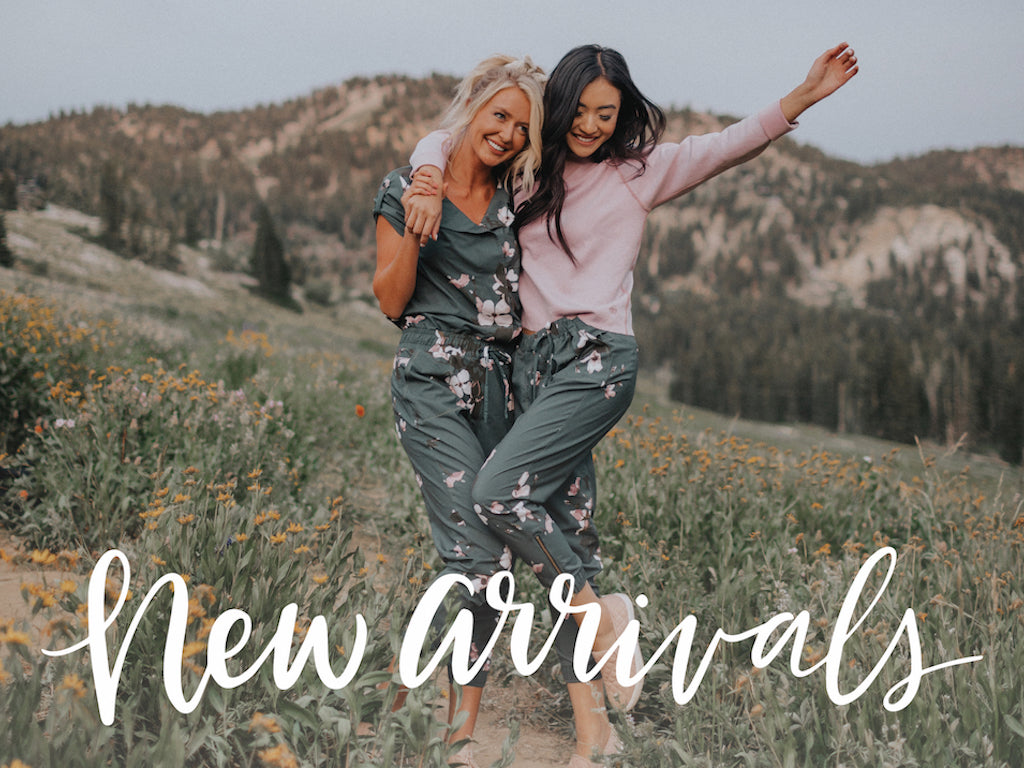 NEW ARRIVALS: Fall Leisure 2018 Part 2