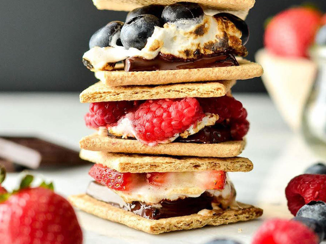 TASTY TUESDAY: Fresh Berry S'mores
