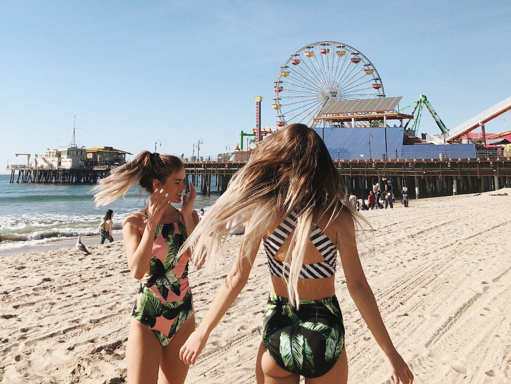 #TAKEUSWITHYOU: Tess & Sarah's Top 5 Things To Do in Southern California