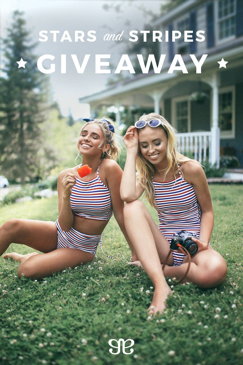 GIVEAWAY: Stars & Stripes