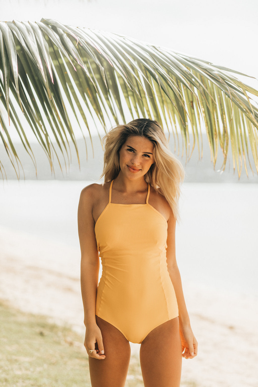 ad8b2e06e Featured Product  The Golden Hour One-Piece Swimsuit