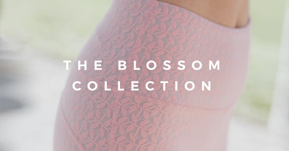 The Blossom Fitness Collection