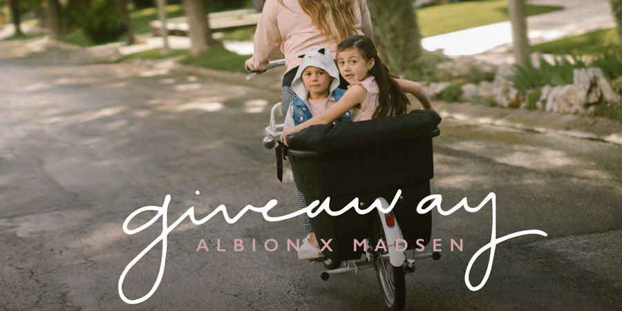 Madsen Cycles and Albion Fit Giveaway