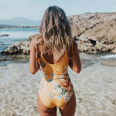 The Natalie One-Piece Swimsuit
