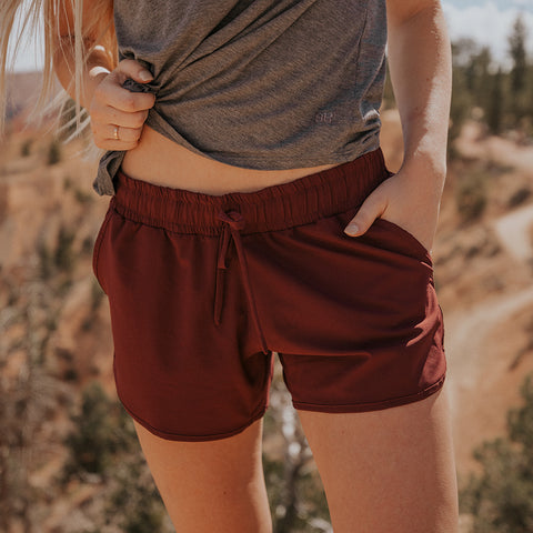 Wine Sprinter Shorts