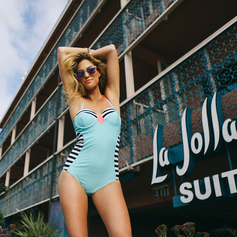 Venice Beach Swimsuit - Albion - 1