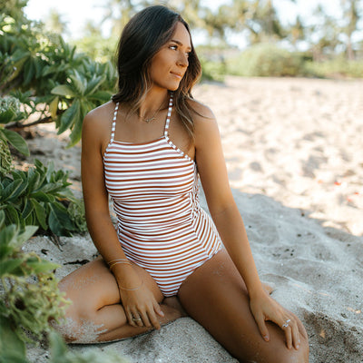 The Chloe One-Piece Swimsuit