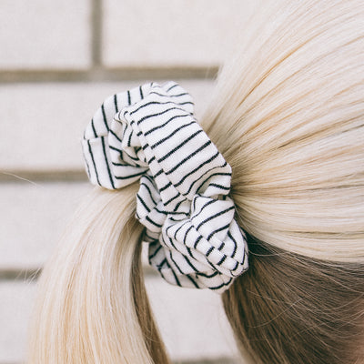 Artist Stripe Scrunchie