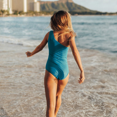Groove Icon One-Piece, Ocean