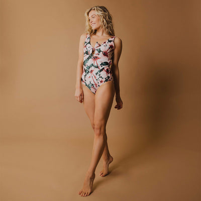 Bronte Top Knot One-Piece