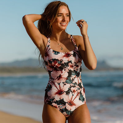The Eden One-Piece Swimsuit