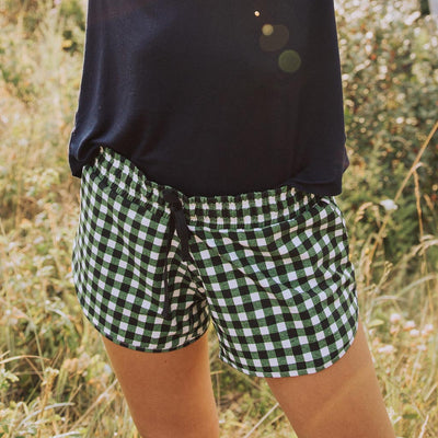 Sprinter Shorts in Agnes Gingham