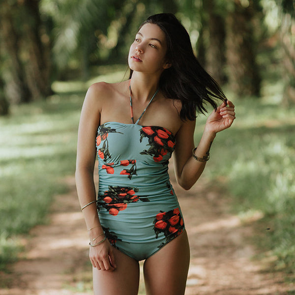 Seas the Day One-Piece Swimsuit