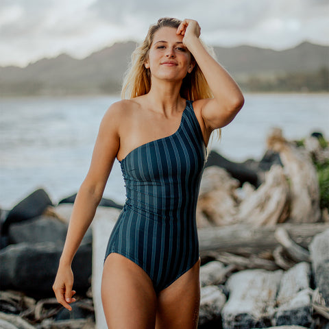 Deep Seas Icon One-Piece