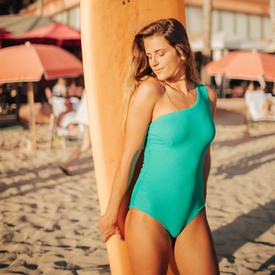 Groove Icon One-Piece, Emerald