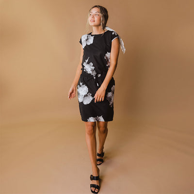 Peonies Going Places Dress