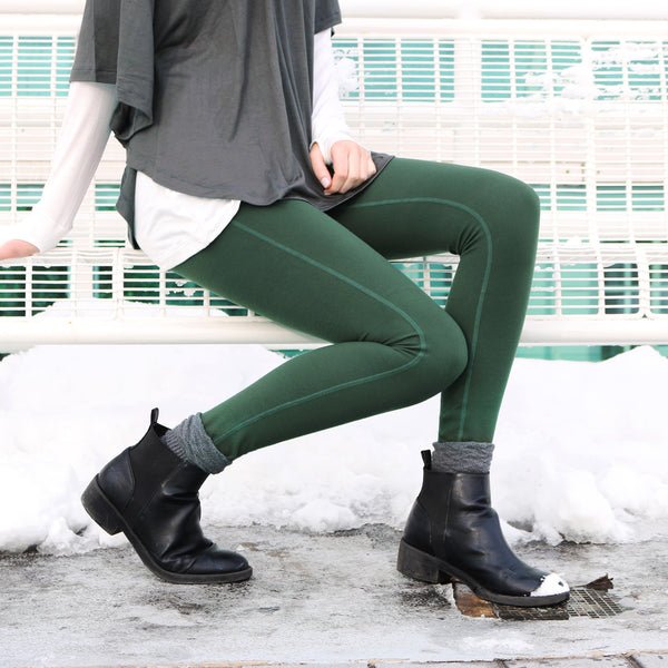 Go Soft Legging, Evergreen - Albion - 2