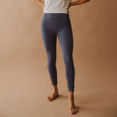 Intention Flow Leggings, Indigo