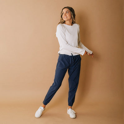 Women's Indigo Jetsetters from Albion Fit