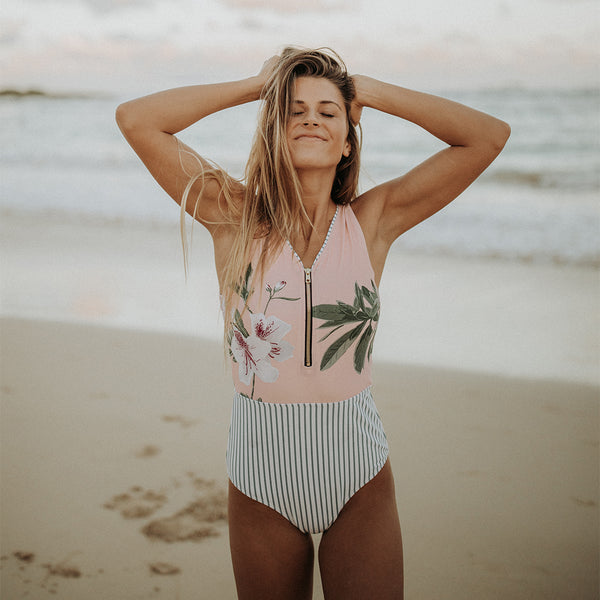 The Bombshell, Lulu One-Piece Suit