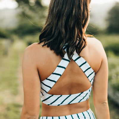 Samantha Game Changer Swim Crop