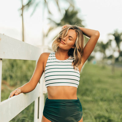 Horizon Game Changer Swim Crop