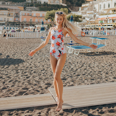 La Fleur One-Piece Swimsuit