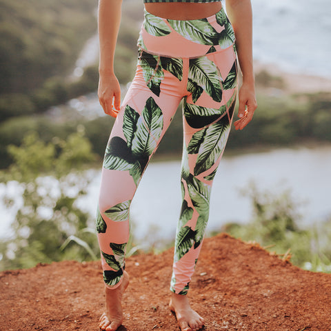 Izabal High-Waisted Stride Leggings