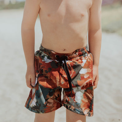 Messina Jr. Swim Trunks