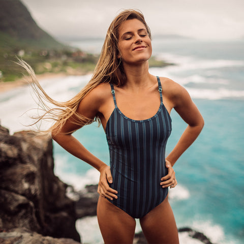 Deep Seas Classic One-Piece