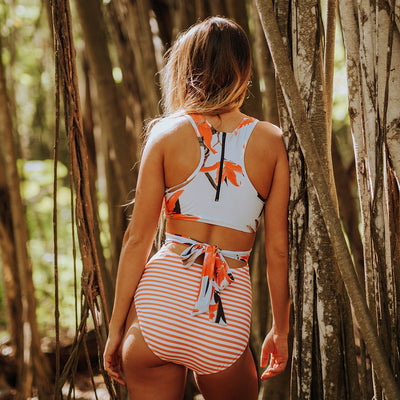 The Seaworthy One-Piece Swimsuit
