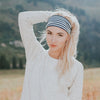 Women's Pana Stripe Headband