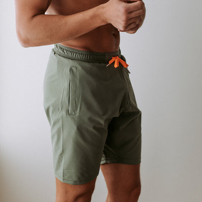 Wind and Sea Shorts, Sage