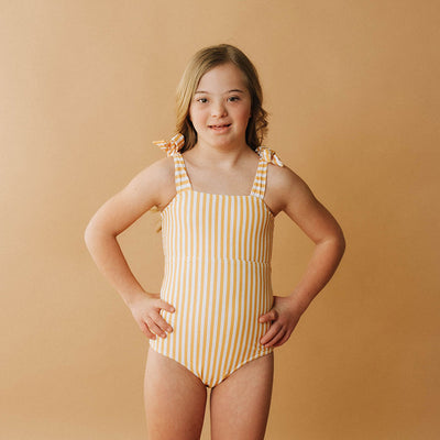 Mini Cabana One-Piece Swimsuit