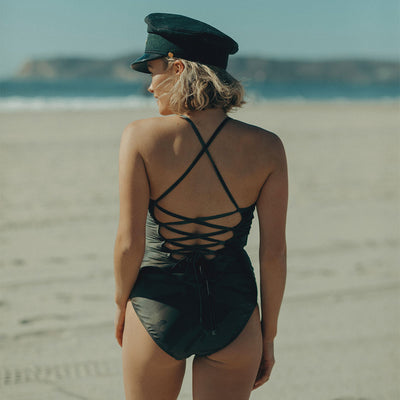 The Salute One-Piece Swimsuit
