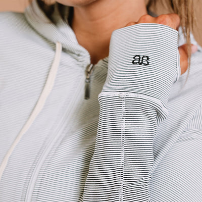 Albion Zip-Up
