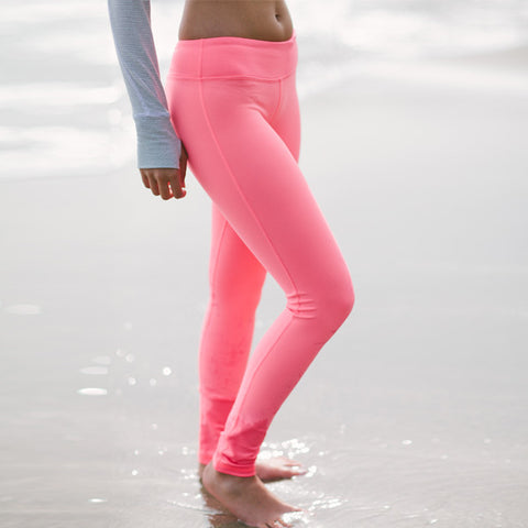 Go Long Legging, Coral - Albion - 1