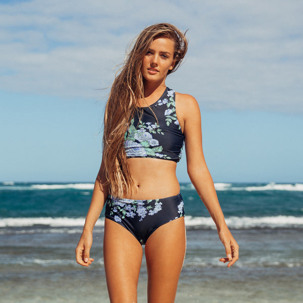 Antigua Cobalt Hipster Bottoms - Albion - 4