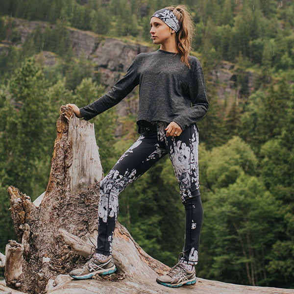 Antigua Slate Extend Leggings - Albion - 5