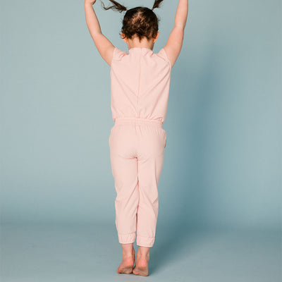 Mini Blush Jumpsuit
