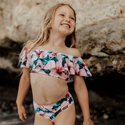 Mini Wave Two-Piece Set, Bronte