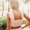 Peachy Keen Crop Top