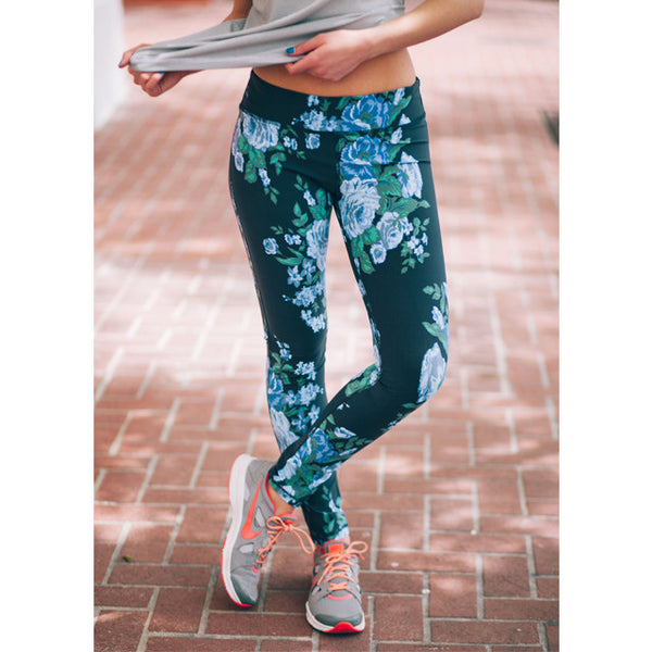 Antigua Cobalt Extend Leggings - Albion - 5