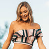 Icon Wave Crop, Sunset Stripe