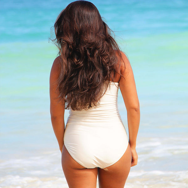 Icon Swimsuit, Ivory - Albion - 5